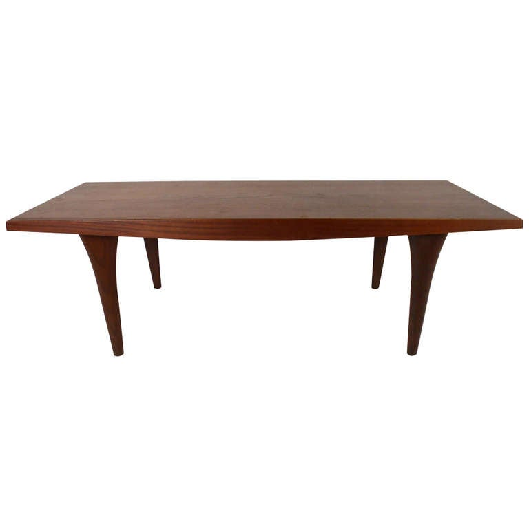 scandinavian style coffee table for sale at 1stdibs. Black Bedroom Furniture Sets. Home Design Ideas