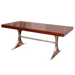 René Caillette Rosewood Table