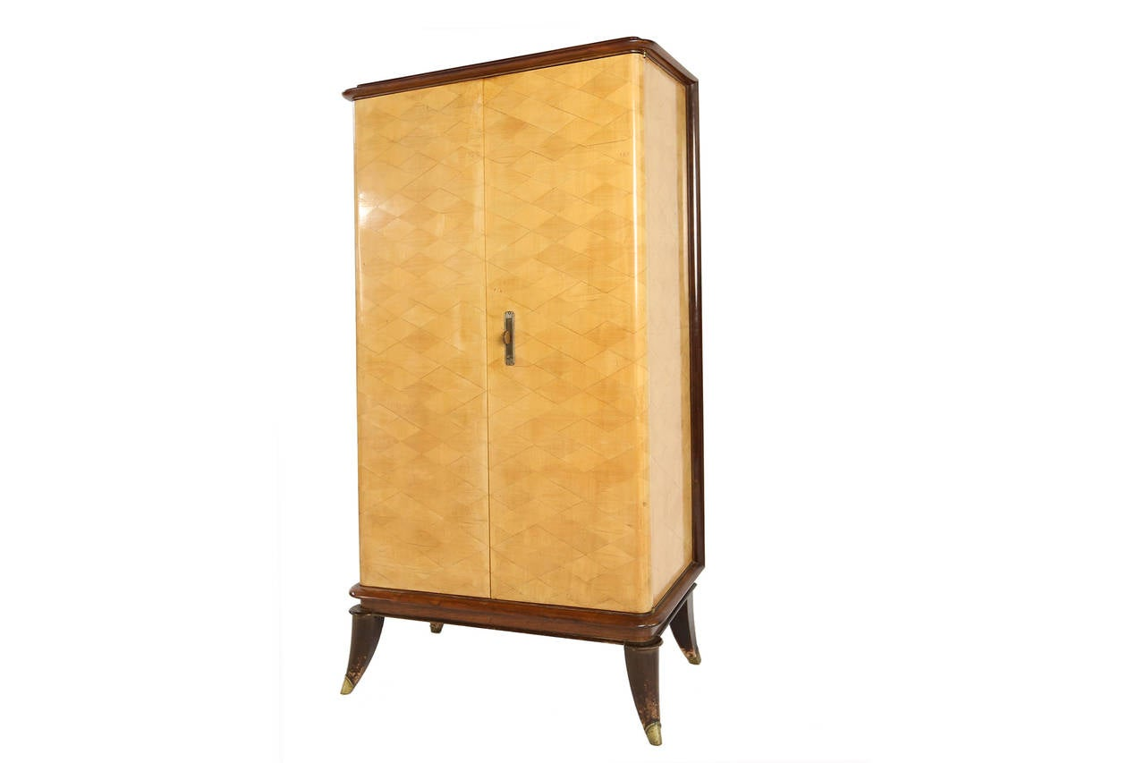 French meuble d 39 appui by jallot for sale at 1stdibs for Meuble for french furniture