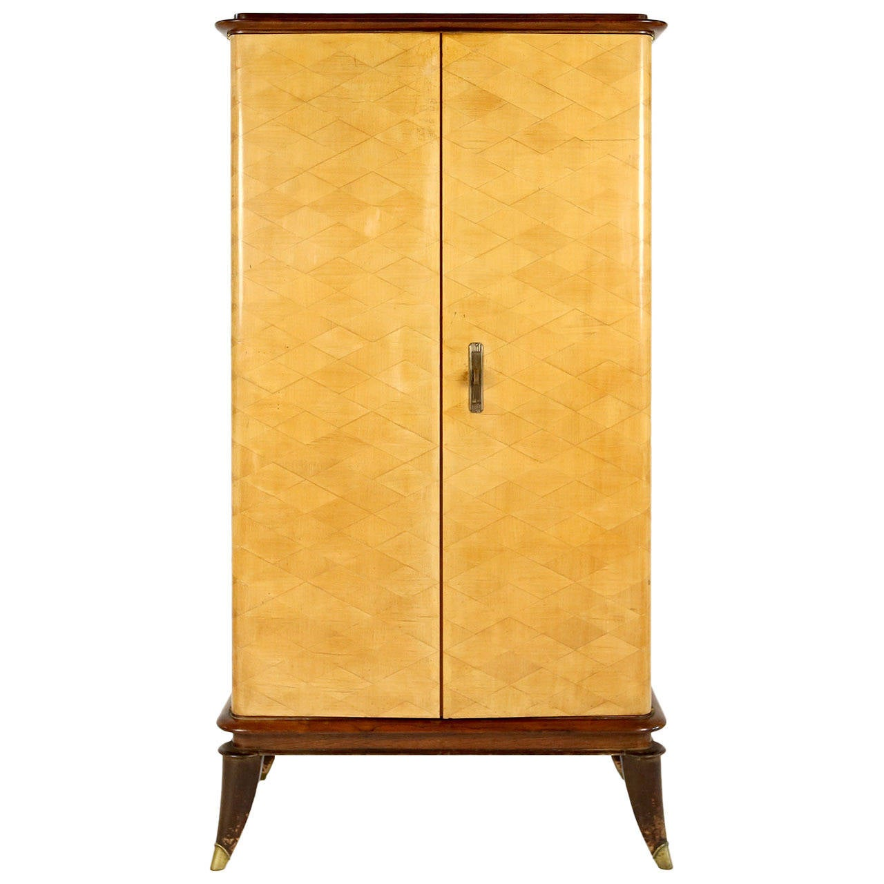 French meuble d 39 appui by jallot at 1stdibs for Meuble for french furniture