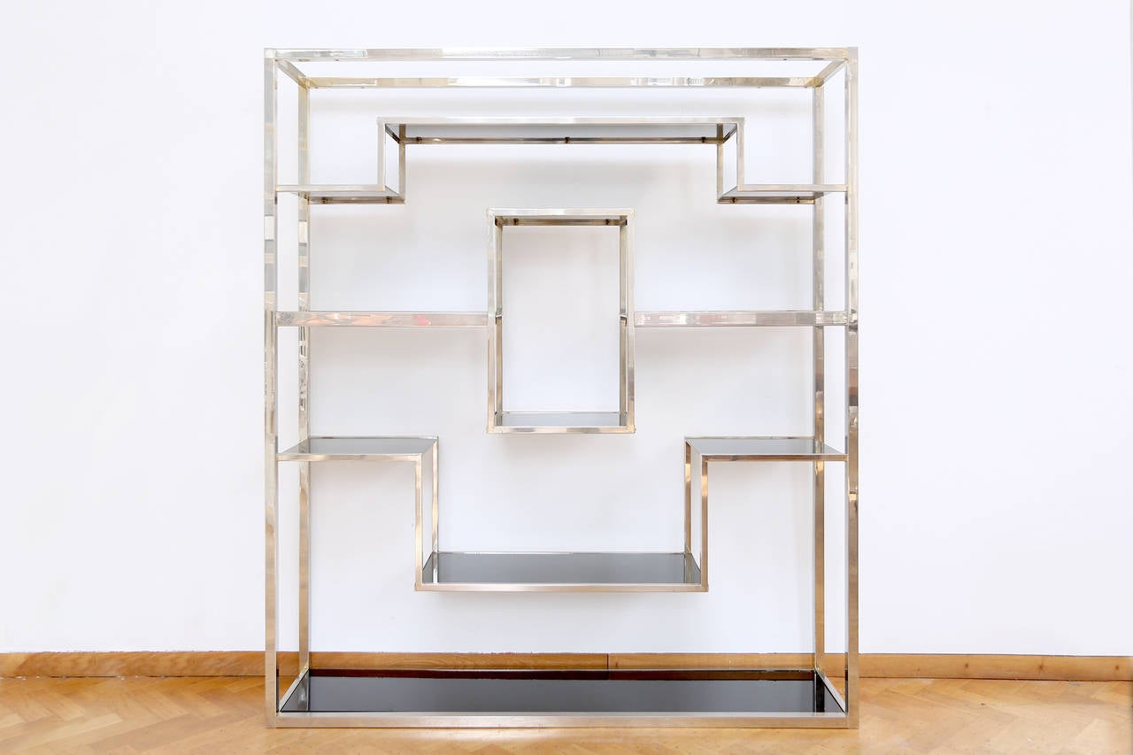 romeo rega etagere at 1stdibs. Black Bedroom Furniture Sets. Home Design Ideas