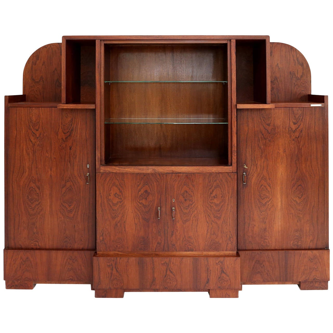 art deco piece by henry van de velde for sale at 1stdibs. Black Bedroom Furniture Sets. Home Design Ideas