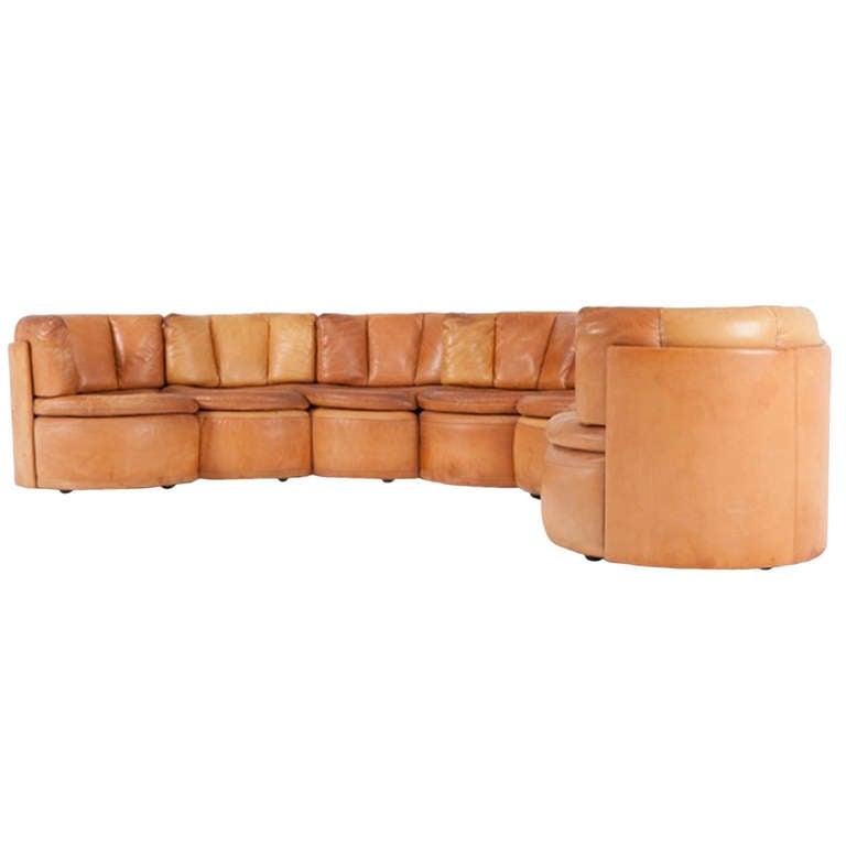 De Sede Ds 800 Upholstered Furniture By Ubald Klug At 1stdibs