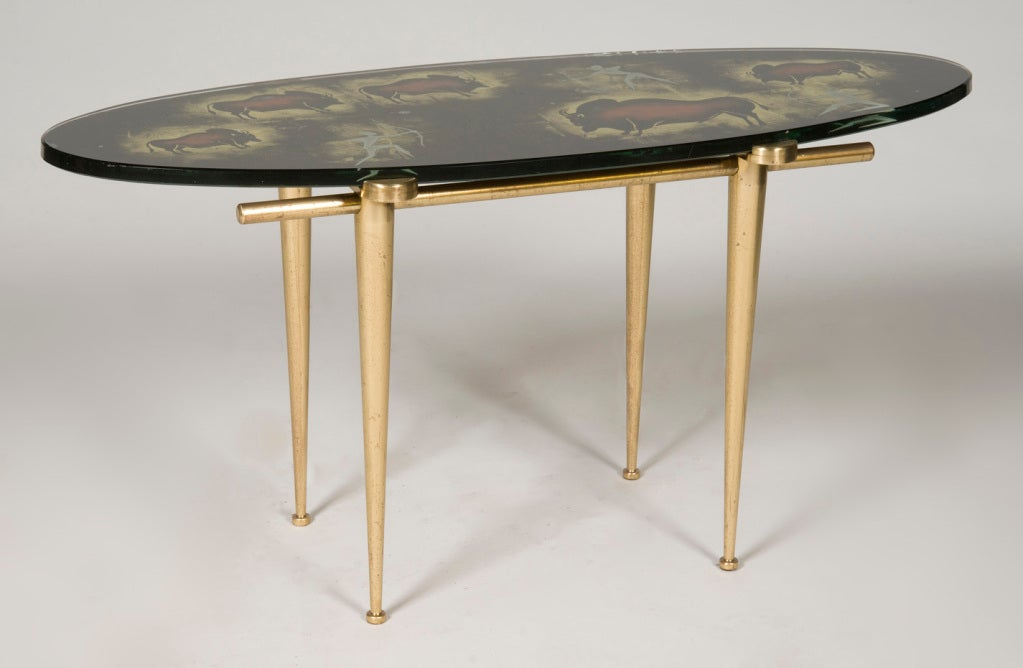 Italian cocktail table for sale at 1stdibs - Archives departementales 33 tables decennales ...