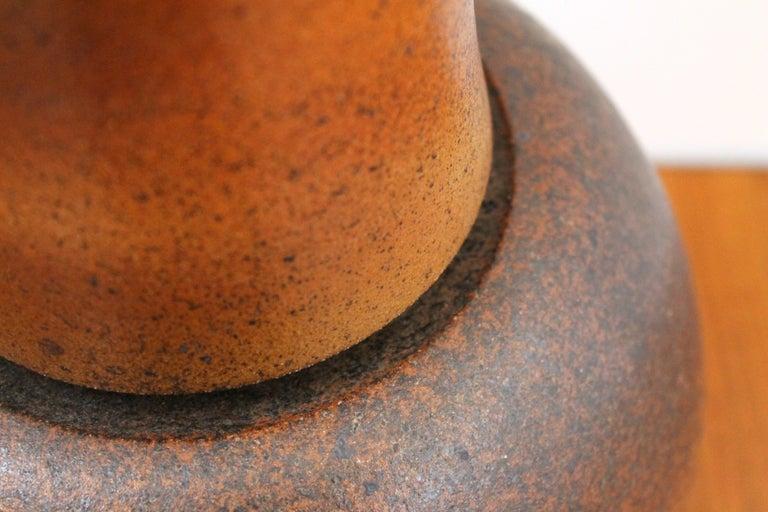 German Studio Pottery Vase For Sale 3