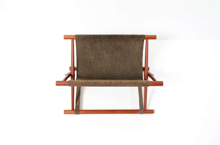 Rhino Magazine Rack Danish Teak Magazine Rack