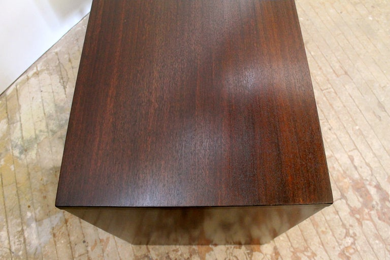 Convertible Desk by Thonet In Excellent Condition For Sale In Belmont, MA