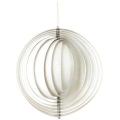 Moon Lamp by Verner Panton