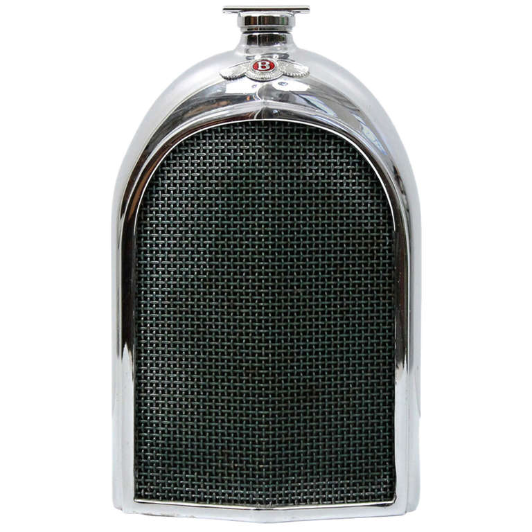 Ruddspeed Bentley Radiator And Grille Decanter Flask At