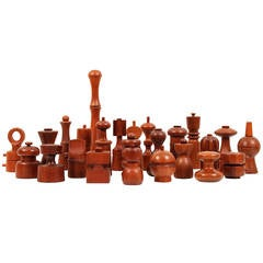 Large Collections of Danish Dansk Pepper Mills by Quistgaard