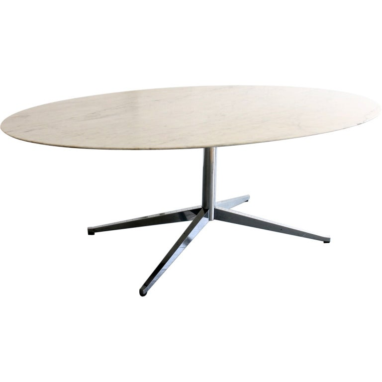 Florence Knoll Marble Dining Table at 1stdibs : XXX933813333191511 from www.1stdibs.com size 768 x 768 jpeg 20kB