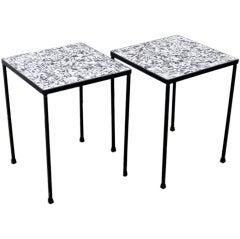 Artistic Tile Top End Tables