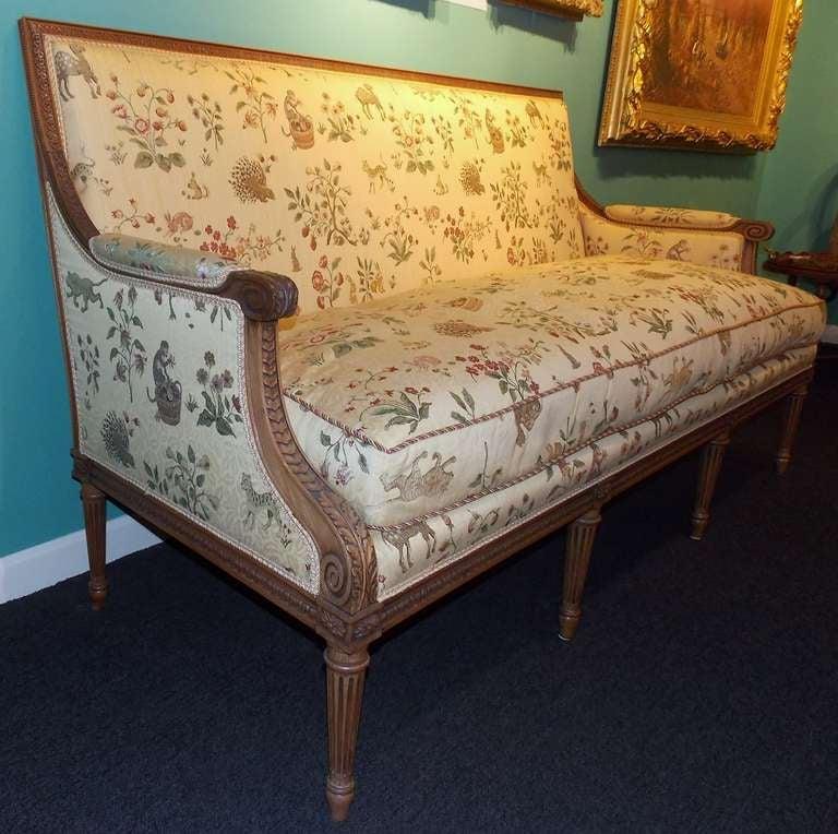 Louis Xvi Style Sofa At 1stdibs
