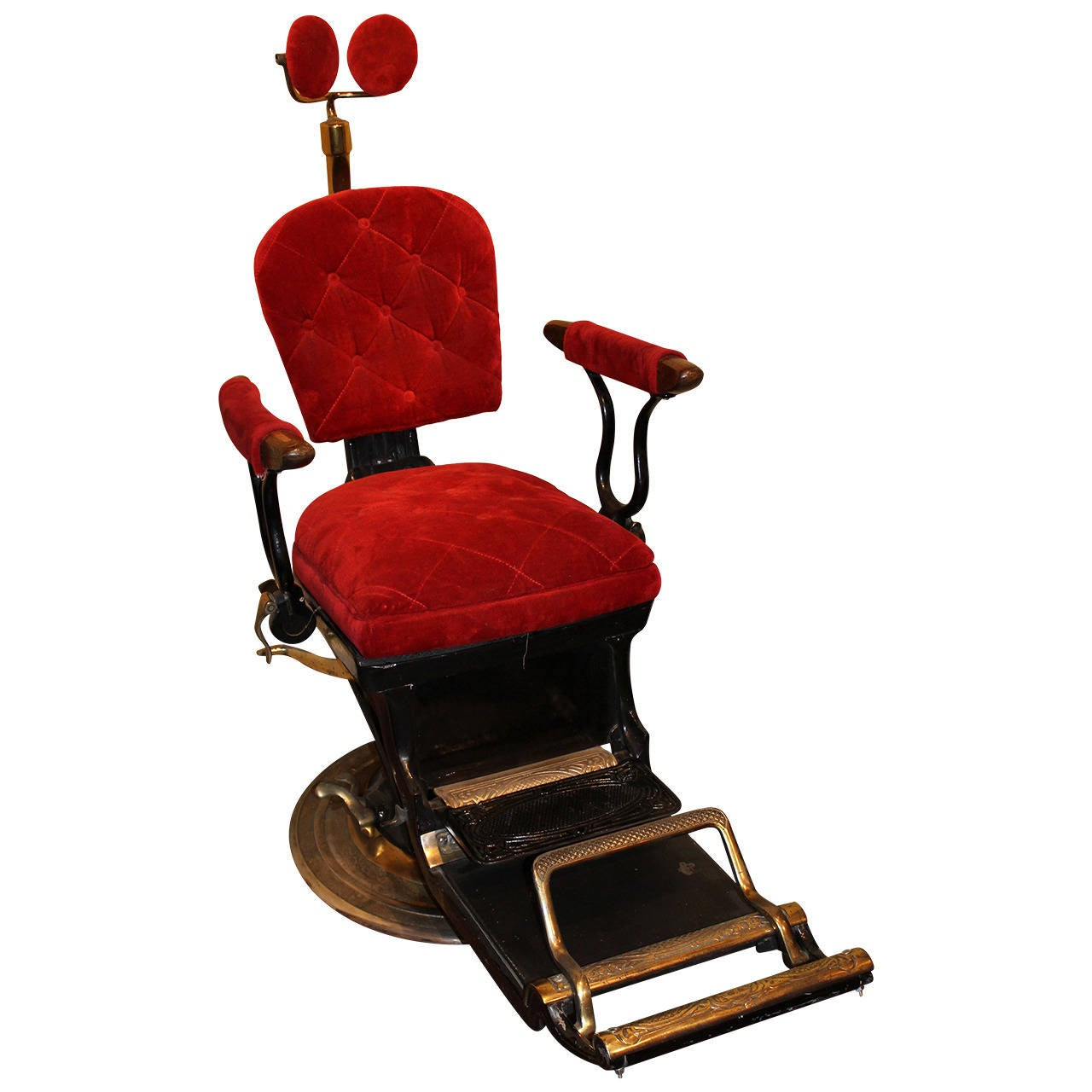 Ritter Imperial Columbia Dental or Dentist Chair, circa 1905-1925 1 - Ritter Imperial Columbia Dental Or Dentist Chair, Circa 1905-1925