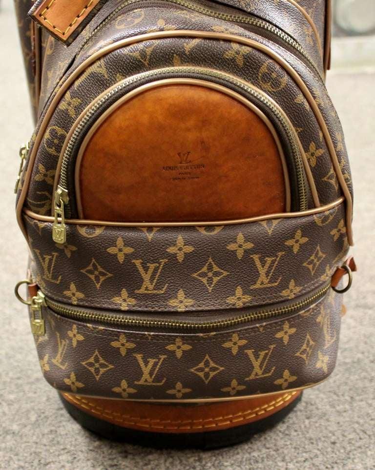 Louis Vuitton Golf Bag Image 5