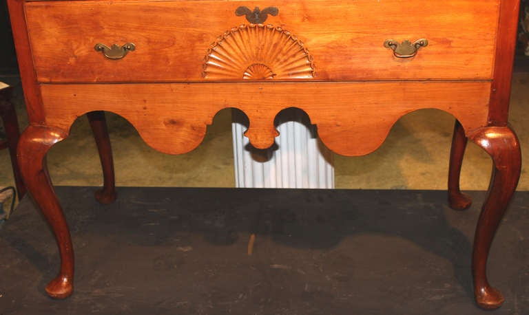 18th C Connecticut Queen Anne Highboy Emily Post Estate At