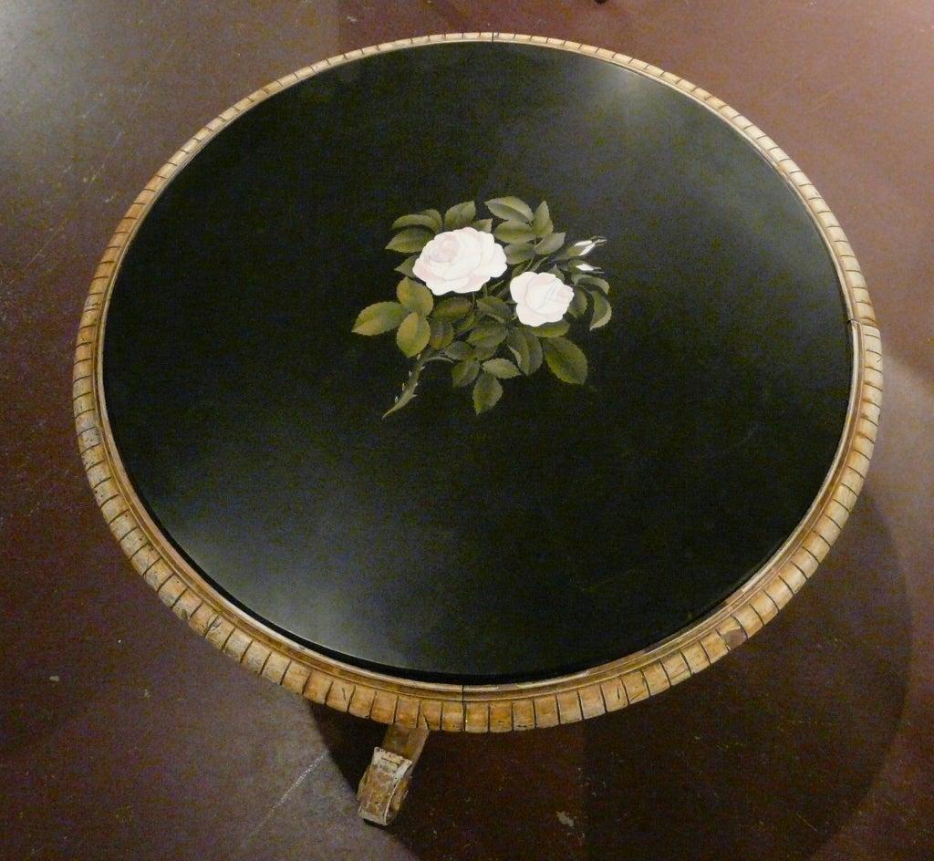 Italian Pietra Dura Table 3