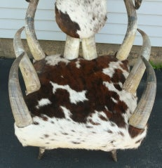 Cow Horn Chair image 6