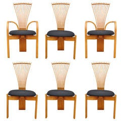 Teak Dining Room Chairs - 624 For Sale at 1stdibs