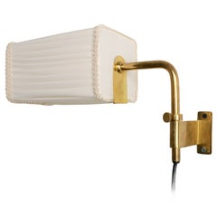 Solid Brass Paavo Tynell Wall Lamp