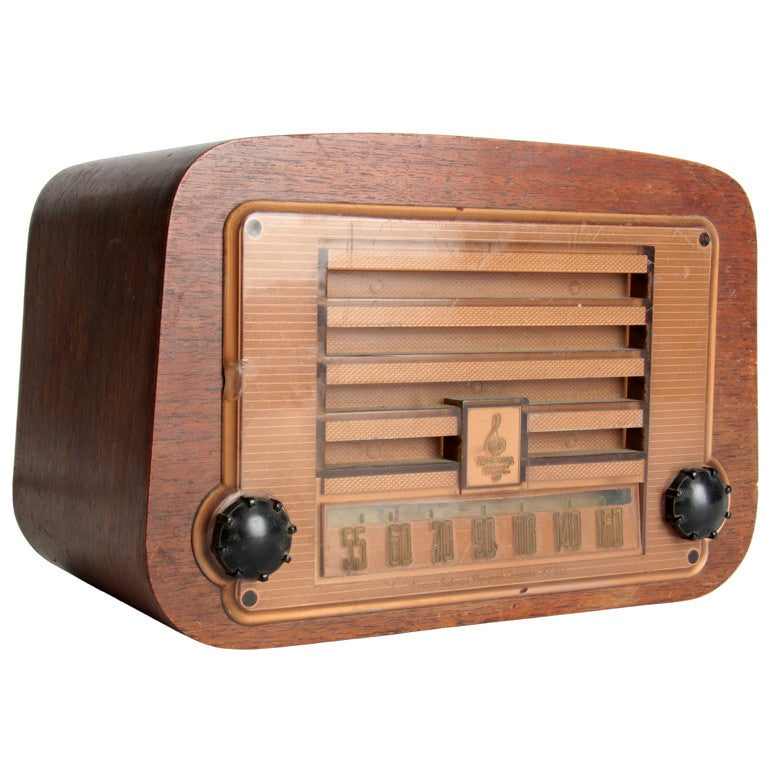 Eames Office radio for Emerson