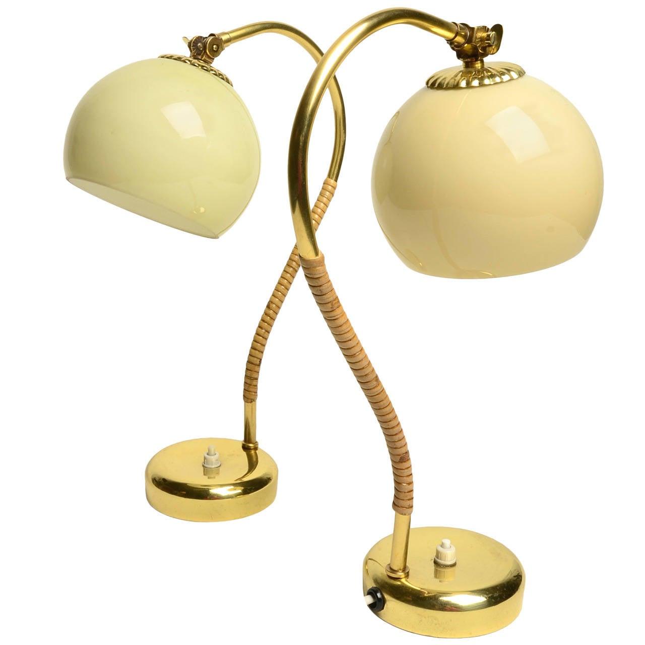 Paavo Tynell Idman Table Lamp