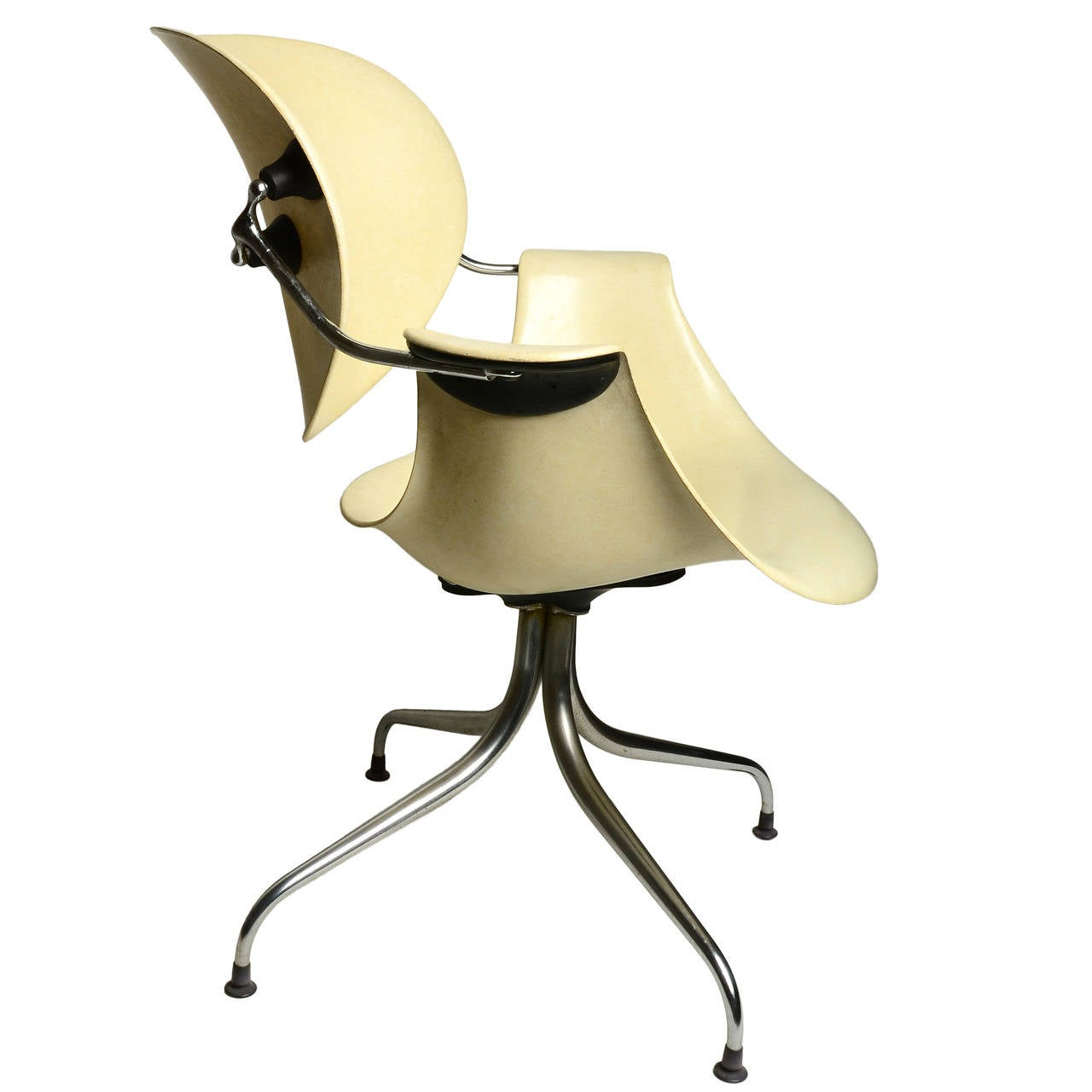 George Nelson For Herman Miller Quot Maa Quot Lounge Chair At 1stdibs