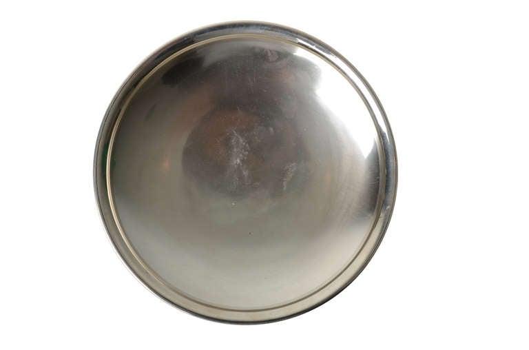 SIlver Tapio Wirkkala bowl TW 282 3