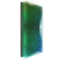 Dynamic Optical Wall Sculptures
