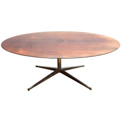 Florence Knoll Rosewood conference/dining table