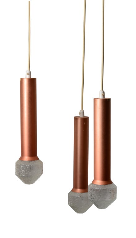 A nice hanging lamp by Tapio Wirkkala for Idman.