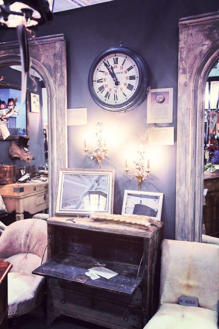 Rare Henry Lepaute of Paris France Antique Clock early 1900's 4