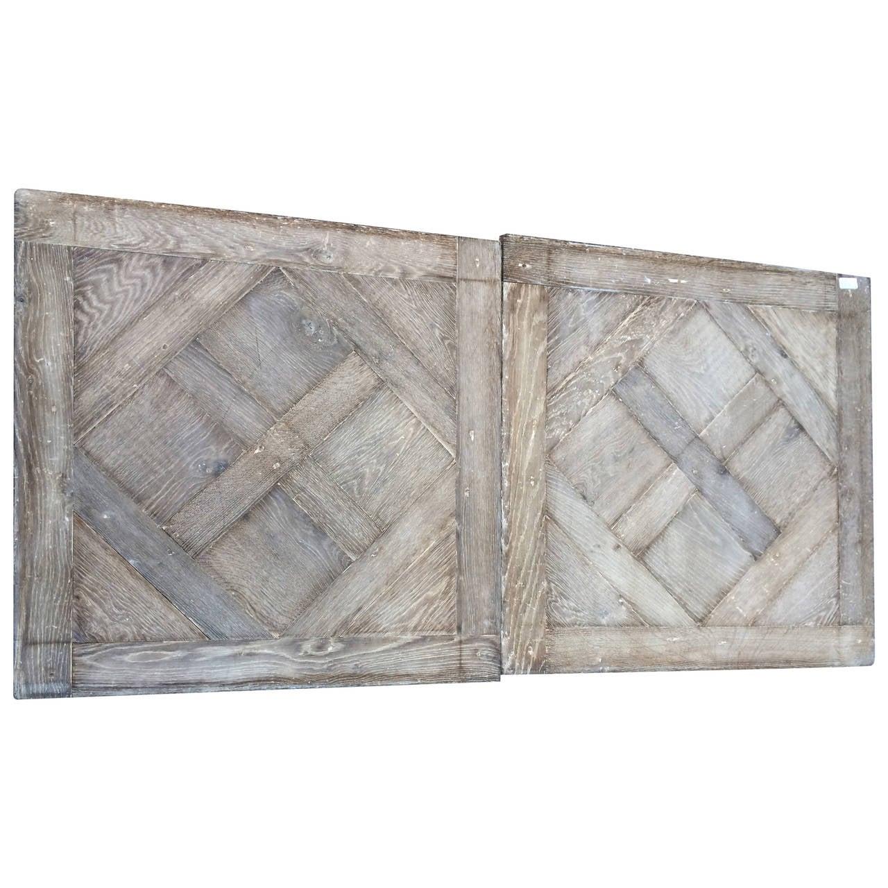 19th century original french parquet flooring at 1stdibs. Black Bedroom Furniture Sets. Home Design Ideas