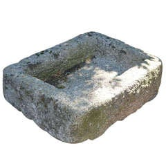 19th C English Granite Troughs