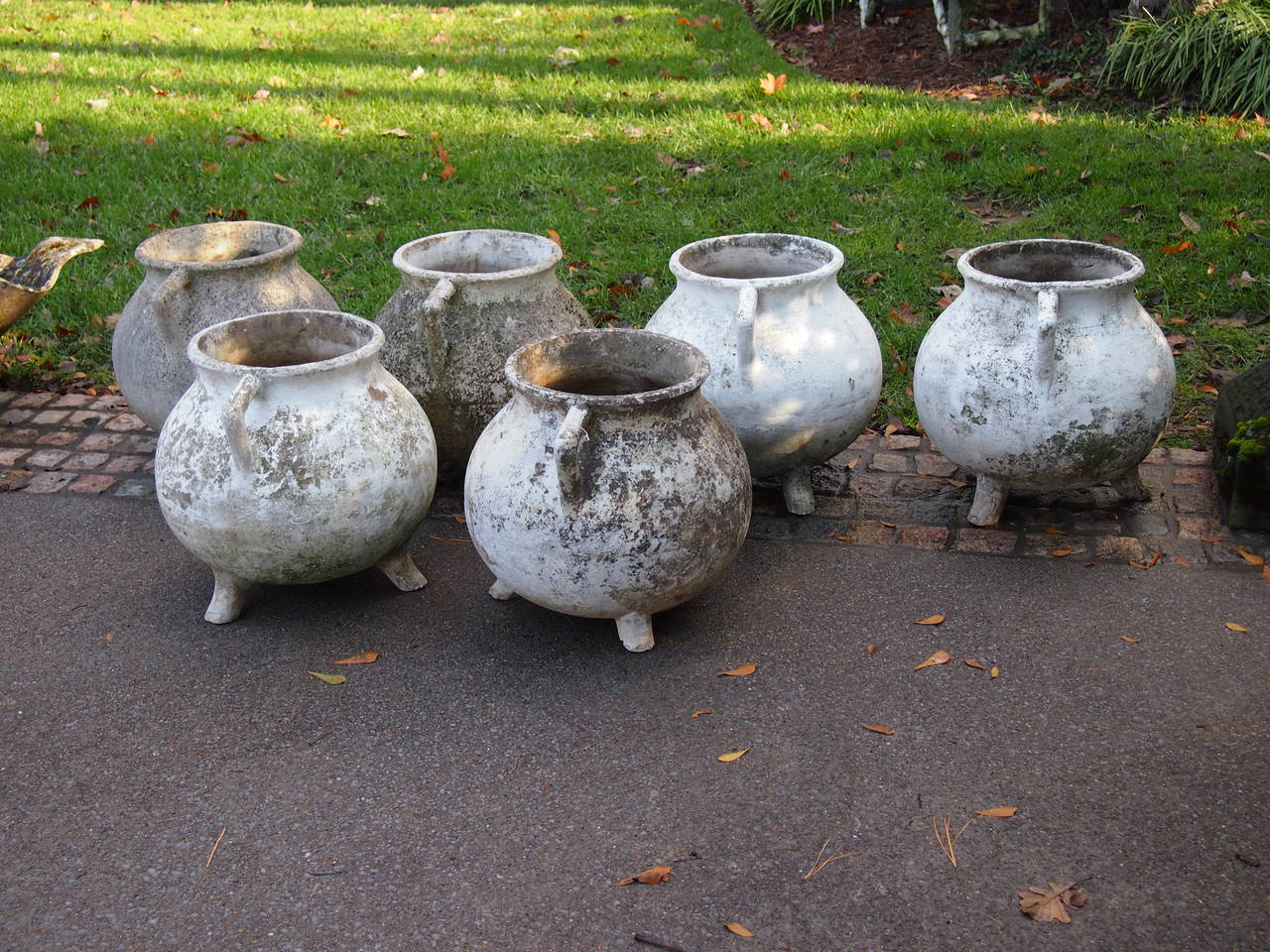 Set of French Jardinieres/Planters In Good Condition For Sale In Nashville, TN