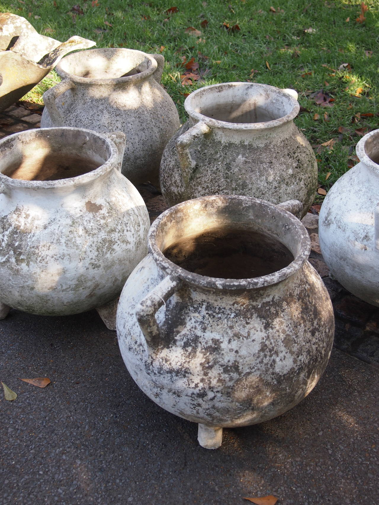 Early 20th Century Set of French Jardinieres/Planters For Sale