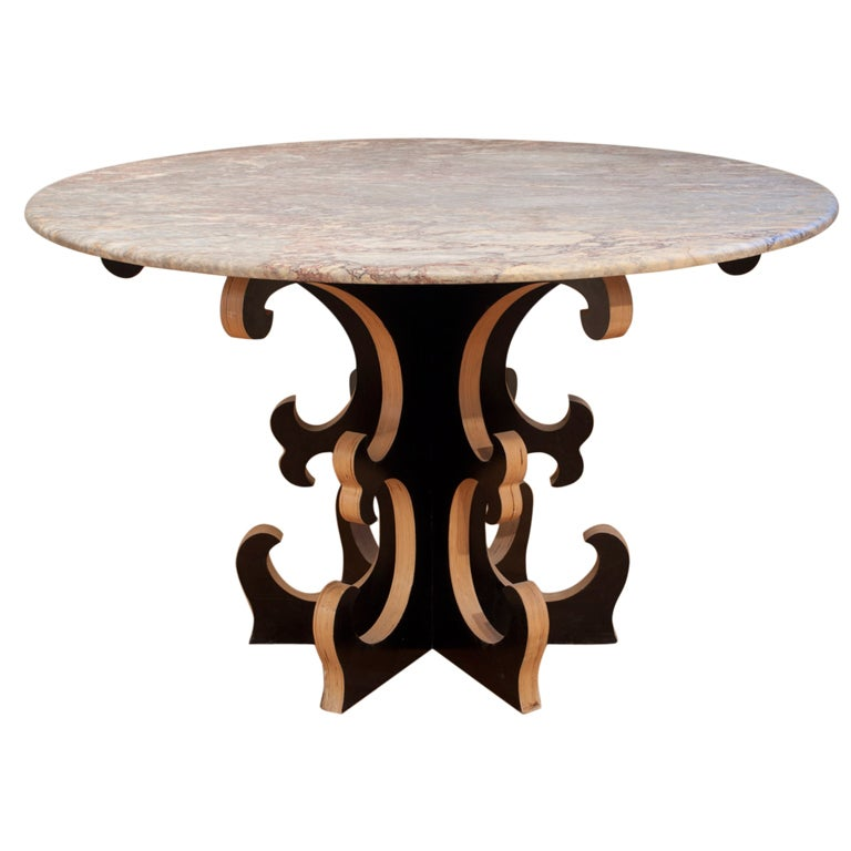 Eva Zeisel Table At 1stdibs