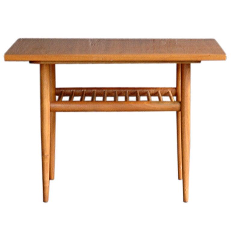 Xxx George Nakashima Widdicomb Coffee Table