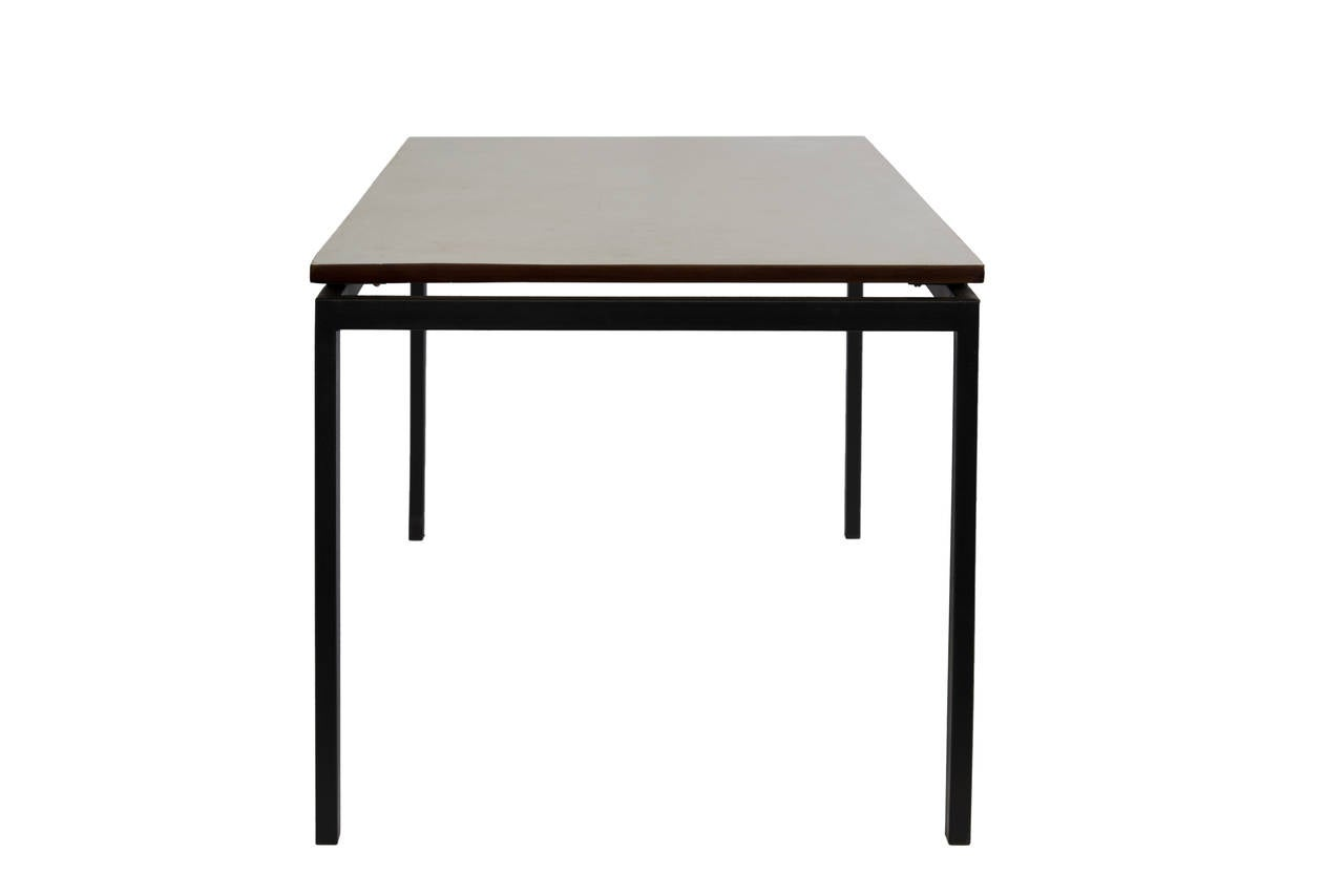 charlotte perriand table designed for cit cansado mauritania 1958 france for sale at 1stdibs. Black Bedroom Furniture Sets. Home Design Ideas