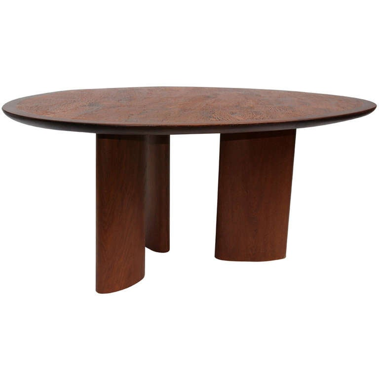 Large Dining Table in Cactus Fiber Sikalandi Edition  : 1149024l from www.1stdibs.com size 768 x 768 jpeg 19kB