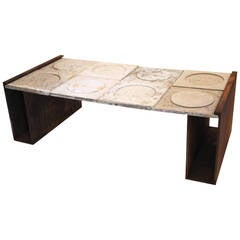 Nerone e Patuzzi, Gruppo NP2, coffee table, circa 1966 , Italy.