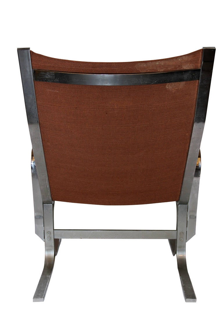 Swedish Ingmar Relling (1920-2002), pair of Armchairs, Sweden, Circa 1970 For Sale