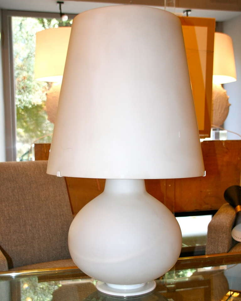 max ingrand 1853 lamp for fontana arte edition circa 1954 for sale at 1stdibs. Black Bedroom Furniture Sets. Home Design Ideas