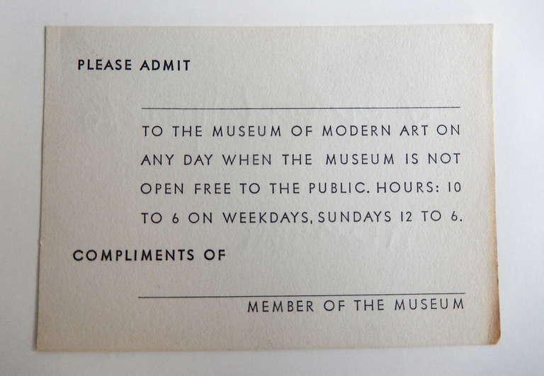 Bauhaus 1919-1928 1st Edition MOMA Exhibition Catalogue, 1938 For Sale 2