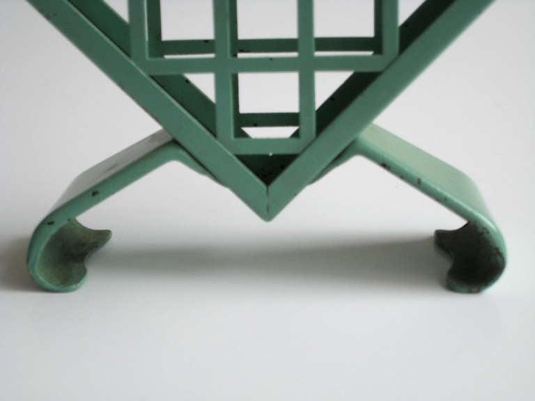 Mid-20th Century Bauhaus Napkin Holder by Marianne Brandt for Ruppelwerk For Sale
