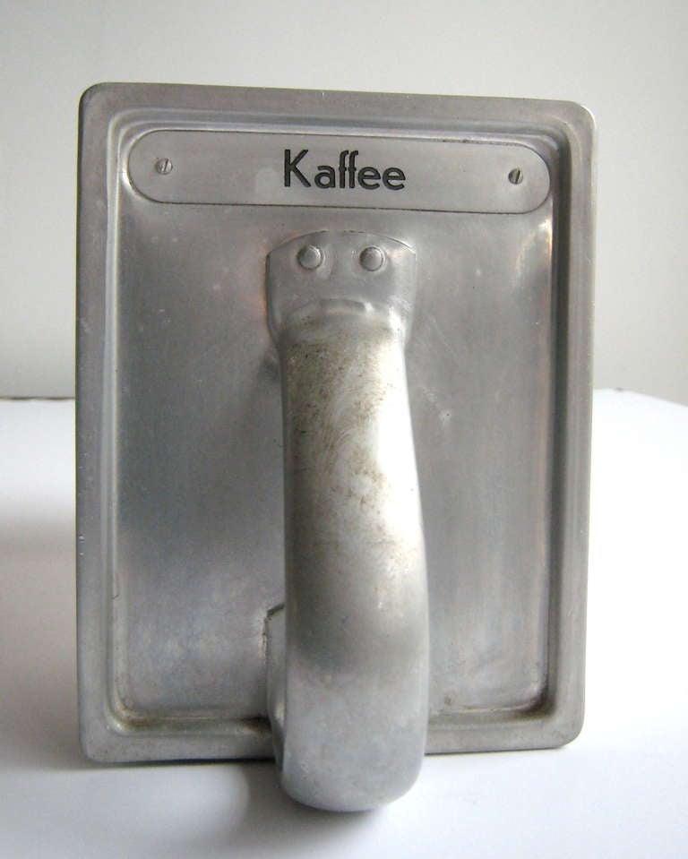German Modern Storage Bins from the 1926 Frankfurt Kitchen/Bauhaus For Sale