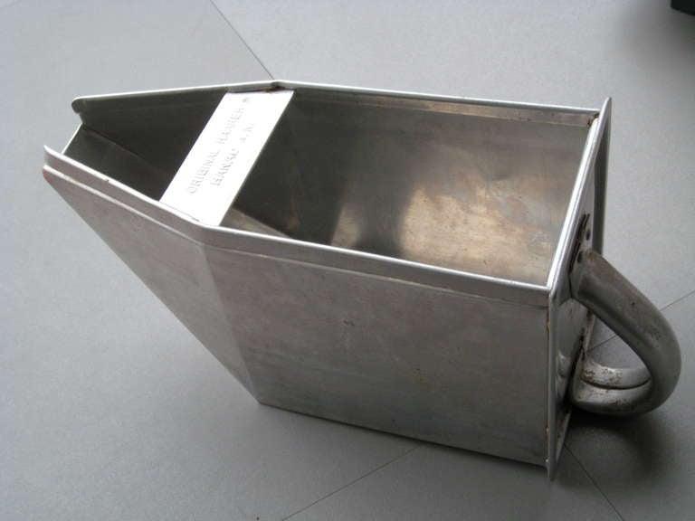Modern Storage Bins from the 1926 Frankfurt Kitchen/Bauhaus In Good Condition For Sale In Winnetka, IL
