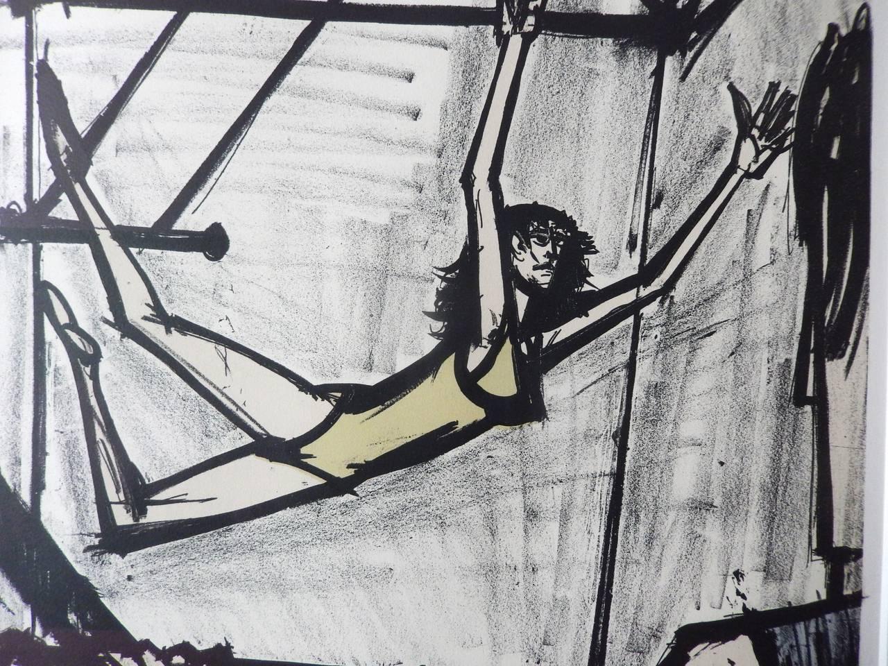 Expressionist Bernard Buffet,