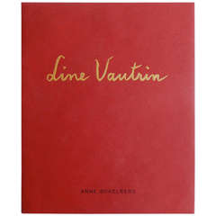 Line Vautrin: Poesie in Metal, Scarce Catalog