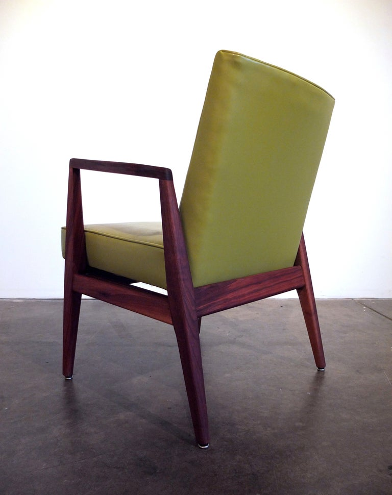 Mid-Century Modern Jens Risom Chair For Sale